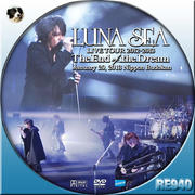 LUNA SEA LIVE TOUR 2012-2013 The End of the Dream