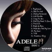 Adele アデル / 19 (Deluxe Edition)