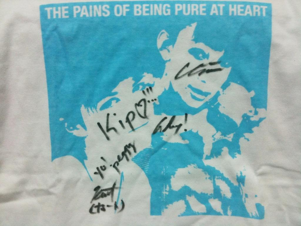 Live: The Pains Of Being Pure At Heart @鰻谷 sunsui