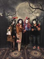 Halloween Party by OIWC at Camp Kinser ハロウィーンパーティ♪