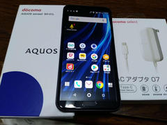3/11(月)第四代目スマホ:SHARP AQUOS sence2 SH−01L!!&USB3.1!