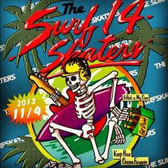 The Surfskaters 14