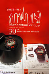 G-SHOCK×Manhattan Portage 30thコラボモデル