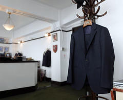 Navy & Glen Check Suits