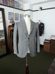Harris Tweed Sack Jackets