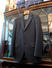 Oxford Grey Pick & Pick 3-piece Suits