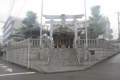 Engyo Hachimangu Shrine 円行八幡宮 <藤沢市円行>