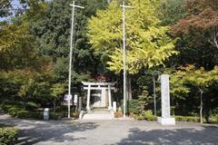 Sugiyama Shrine 杉山神社 <横浜市都筑区茅ヶ崎中央>