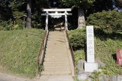 Dairoku Shrine 第六社 <横浜市戸塚区>