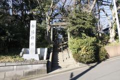 Shirohata Shrine 白幡神社 <横浜市鶴見区>