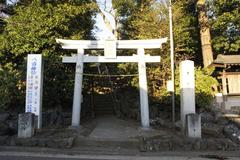 Hachiman Shrine 八幡神社 <横浜市鶴見区>