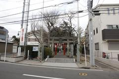 Odoroki Shrine 驚神社 <横浜市青葉区>