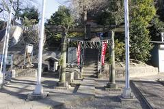 Komaoka Shinmeisha Shrine 駒岡神明社 <横浜市鶴見区>