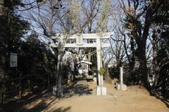 Komaoka Sengen Shrine 駒岡浅間神社 <横浜市鶴見区>