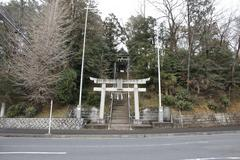 Sumiyoshi Shrine 住吉神社 <横浜市青葉区>
