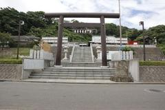 Honmoku Shrine 本牧神社 <横浜市中区>