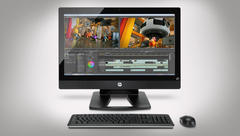 HP Workstation Z1 をSSD換装
