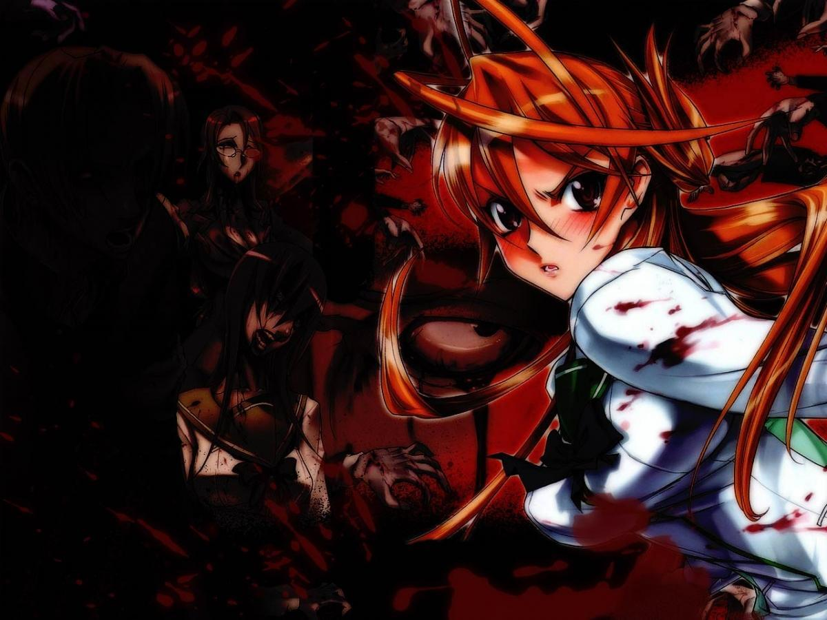 学園黙示録HIGHSCHOOL OF THE DEAD