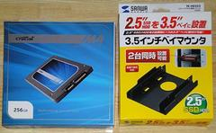 Crucial m4 CT256M4SSD2を購入