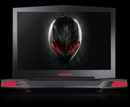 ALIENWARE M17xR2 SPEC