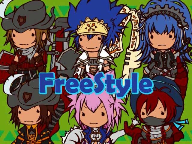 【MHF】FreeStyleなブログ