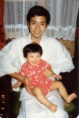 Father's Day  父の日にする事