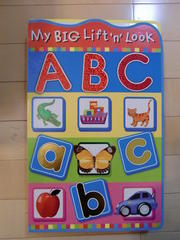 My BIG Lift'n' Look ABC