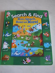 Search & Find - Moo, Quack, Roar and More!