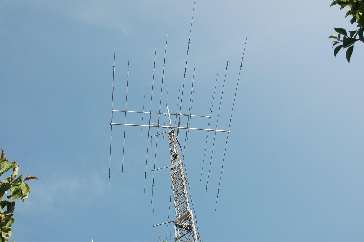 JA2MOG QSD on the air