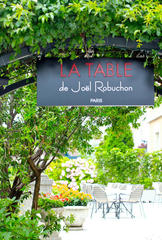 LA TABLE de Joel Robuchon