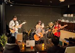 3/28 Lafitte's Blacksmith Shop ライブレポート