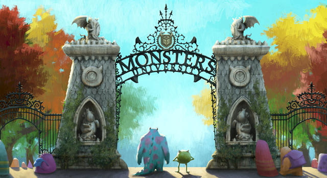 Monsters university et voltagebd Gallery
