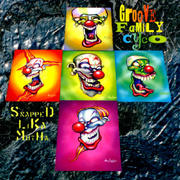 """Infectious Grooves """"Groove Family Cyco"""""""