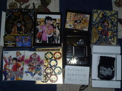 ONE PIECE FILM GOLD GOLDEN LIMITED EDITON