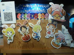 ONE PIECE EASTER2018 in 東京ワンピースタワー