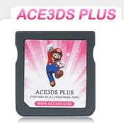 ACE PLUS 3DS AOSV2.13とfirmware v1.62発布しました
