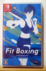 【Nintendo Switch ゲーム】Fit Boxing
