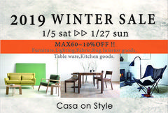 2019 Winter Sale