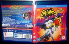 """Batman: Return of the Caped Crusaders"" - UK版BD"
