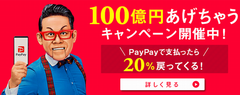 PAY  PAY決済でお得にショッピング