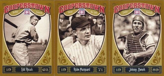 2013 Panini Cooperstown 開封 H...