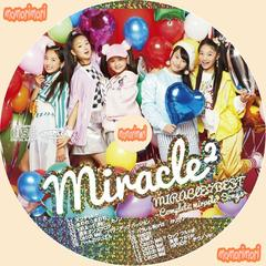 miracle2 MIRACLE☆BEST -Complete miracle2 Songs-