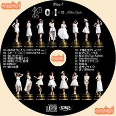 AKB48 0と1の間[Complete Singles]
