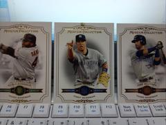 2012 Topps Museum Collection開封