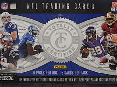 2012 NFL Panini Totally 開封