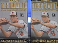 2013 Topps Tribute 2Pack 開封