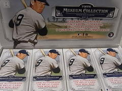 2013 Topps Museum Collection US版 開封