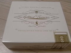NBA 2012/13 Panini National Treasures 開封