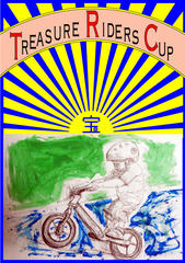 *Treasure Riders Cup Vol.2*今春開催します!
