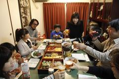 New Year's Party 新年会2015